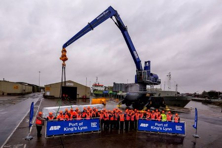 ABP invests £3.3 million at the Port of King's Lynn