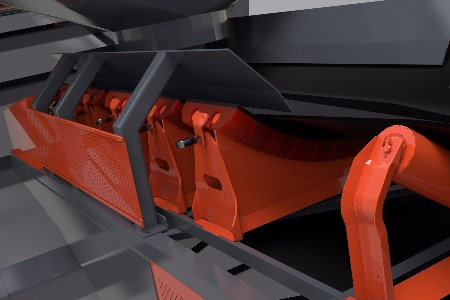 Superior expands conveyor components line