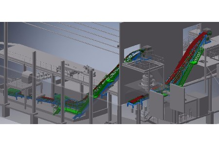 Dos Santos International to supply high-angle conveyors for the Buriticá project