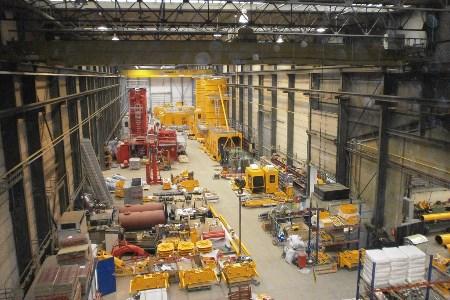 Vigan extending its Nivelles facility