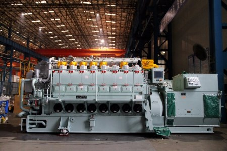 Man Diesel & Turbo engine passes Type Approval Test