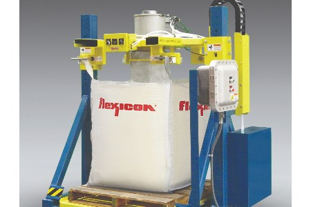 Flexicon reveals new bulk bag filler