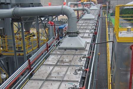 Cliffs to receive HBI cooling lines from AUMUND