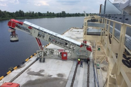 Cimbria received record number of loading chute orders in 2017
