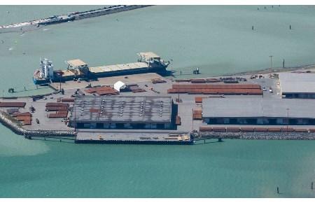 Grieg Star sells Squamish Terminals