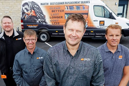 Martin Engineering expands its operations in the UK and Scandinavia