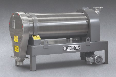 Munson Machinery releases new rotary continuous mixer model