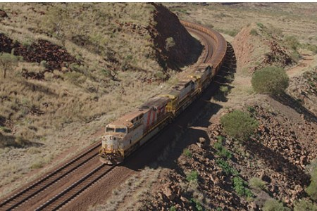 Rio Tinto delivers iron ore via world's first fully autonomous train
