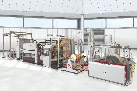 Starlinger delivers 100th lamiTEC coating and laminating machine