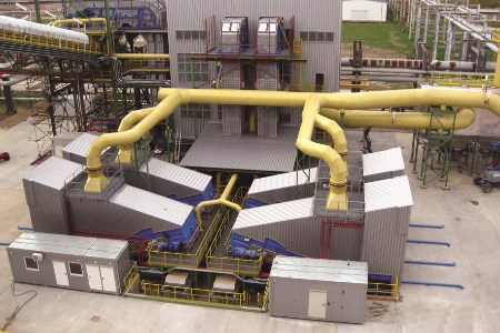 Samson to provide two material feeders for Spanish biomass power plant