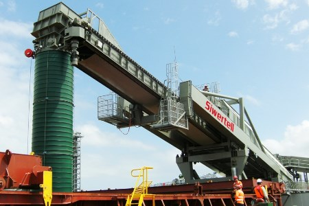 Siwertell secures shiploading order for Boliden Tara Mines