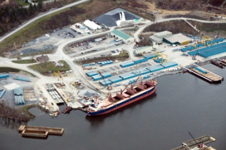 Port Manatee and Carver Maritime sign long-term terminal agreement