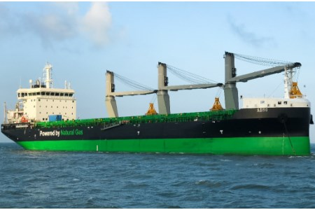 Bulk carrier Haaga delivered to ESL Shipping
