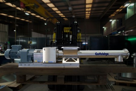 Guttridge bulk materials handling machines designed to save money