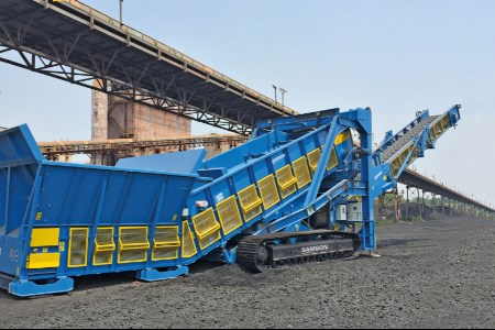 SAMSON reveals new STORMAJOR design for bulk materials handling