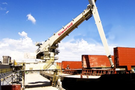 Siwertell to supply shipunloader for South Texas Cement terminal