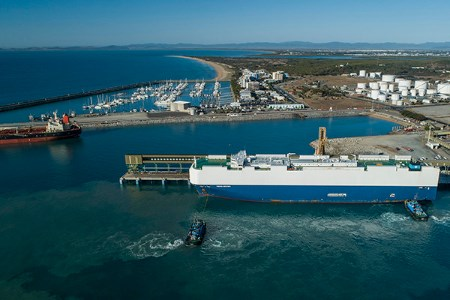 North Queensland Bulk Ports notes achievements in 2017-18 annual report