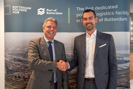 Port of Rotterdam Authority to create new space for polymer storage