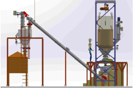 Paranaense dairy company invests in automated sugar discharge system