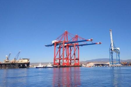 Bedeschi cranes successfully delivered to Limassol Port