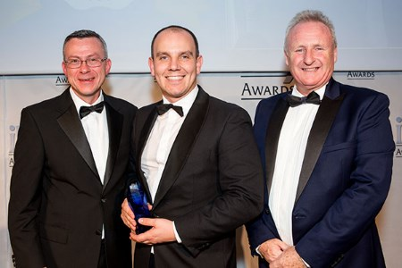 Solent Stevedores takes home win at IBJ Awards 2018