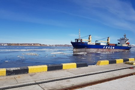 FESCO completes 2018 shipping for Chukotka Autonomous Okrug