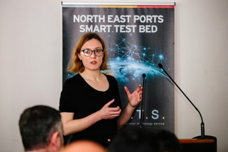 New digital technology project aims to work with northeastern UK ports