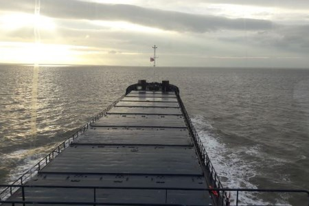 Port of Silloth has record year for cargo handling
