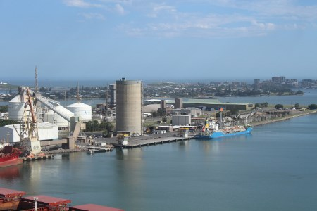 Newcastle Bulk Terminal development update