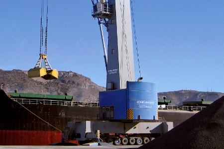 Konecranes awarded order for three large mobile harbor cranes from Ras Al Khaimah