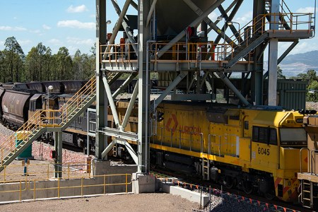 AGL's Antiene facility receives first coal delivery from Aurizon