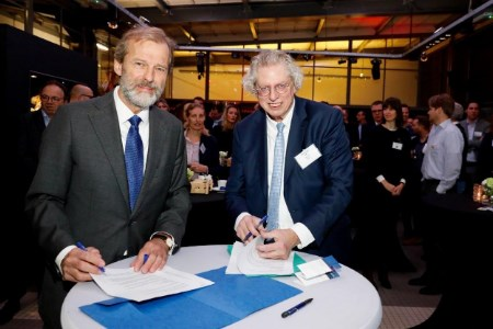 Port of Rotterdam Authority and Rotterdam Port Promotion Council prolong collaboration