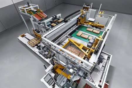 BEUMER to showcase secure packaging solutions at POWTECH 2019