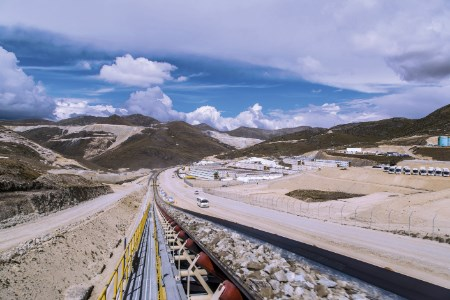 thyssenkrupp to deliver material handling system for new copper mine in Peru