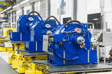 Voith extends TurboBelt TPXL family of fluid couplings for belt conveyor systems