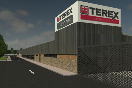 Terex announces new £12 million manufacturing facility in Northern Ireland