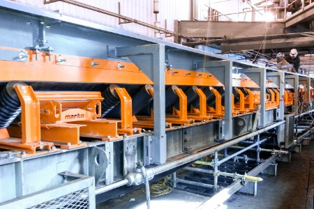 Martin Engineering offers advice on safer, more productive conveying