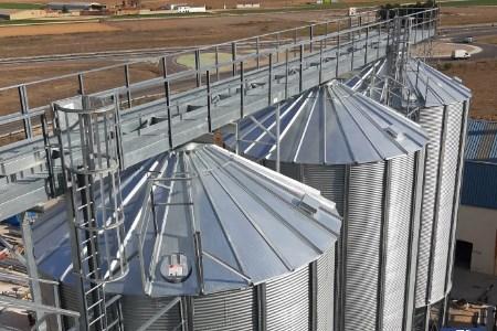 Prado Silos installs four silos for Intermalta