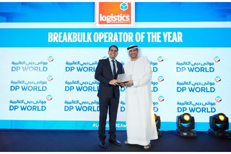 GAC Dubai named breakbulk operator of the year