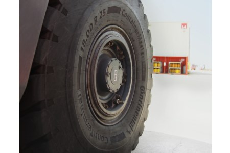 TOC Europe 2019: Continental introduces new radial tire portfolio for port applications