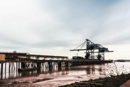 Immingham Bulk Terminal commissions new cranes