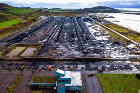 Peel Ports sets out future for Hunterston PARC