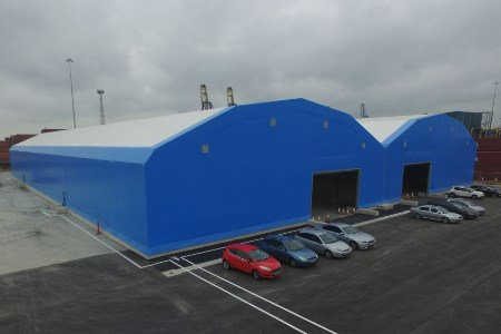 Port of Tilbury still reaping benefits of 30 year old Rubb warehouse
