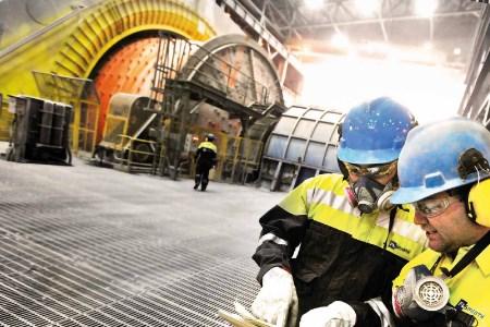 FLSmidth reveals new composite mill liners