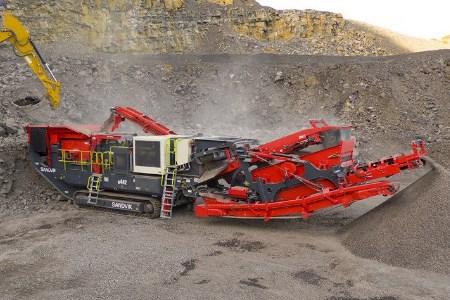 Sandvik launches next generation 2 Series Impact crusher