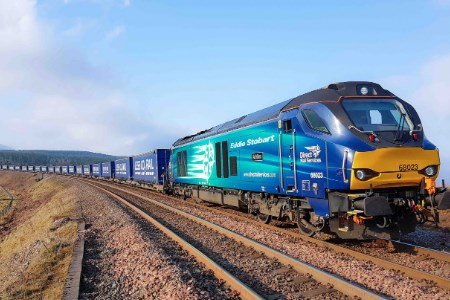 Forth Ports announces new direct freight link from Tilbury to Grangemouth