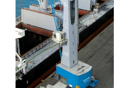 Konecranes wins Polish mobile harbour crane order