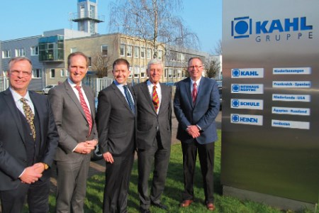 Bratney Companies reveals partnership with F.H. Schule Mühlenbau