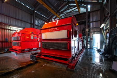 TOMRA's advanced sorting technologies offers profitable green mining