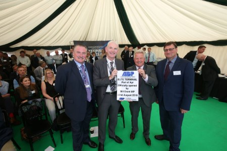New agribulk terminal offers support to Scottish agriculture